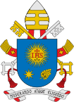 Coat of arms of Franciscus